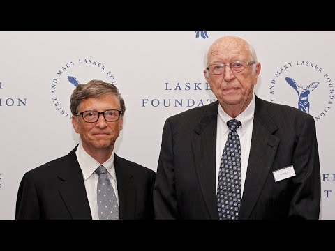 Bill Gates reveals his father has Alzheimer's