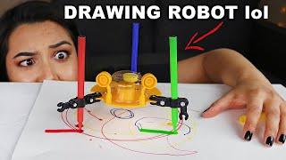 I Tested Amazon's LOWEST RATED Art & Drawing Gadgets 🎨 *worse than i thought*