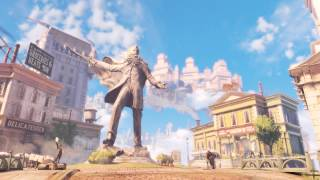 Bioshock Infinite Video Desktop - Welcome to Columbia