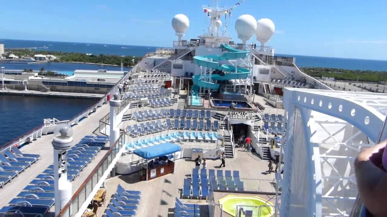 Carnival Freedom Day WESTERN CARIBBEAN Cruise YouTube - West caribbean cruise