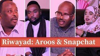 RIWAAYAD CUSUB:  AROOS & SNAPCHAT 2018