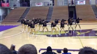 Northwest Missouri State University Bearcat Steppers 2013 H