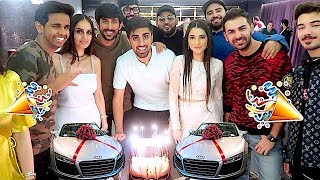 MY 24TH BIRTHDAY SURPRISE *$100,000 GIFT* !!!