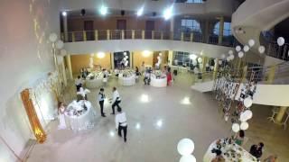 СЮРПРИЗ драка и танец официантов на свадьбе  Шоу команда Old City  Заказать шоу Тольятти, Самара