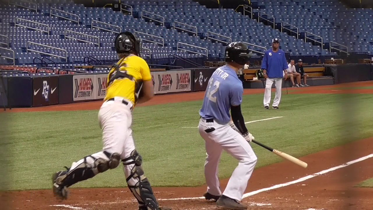 Bobby Witt Jr  (6-15-2018) at the Perfect Game National Showcase (Tampa,  FL)