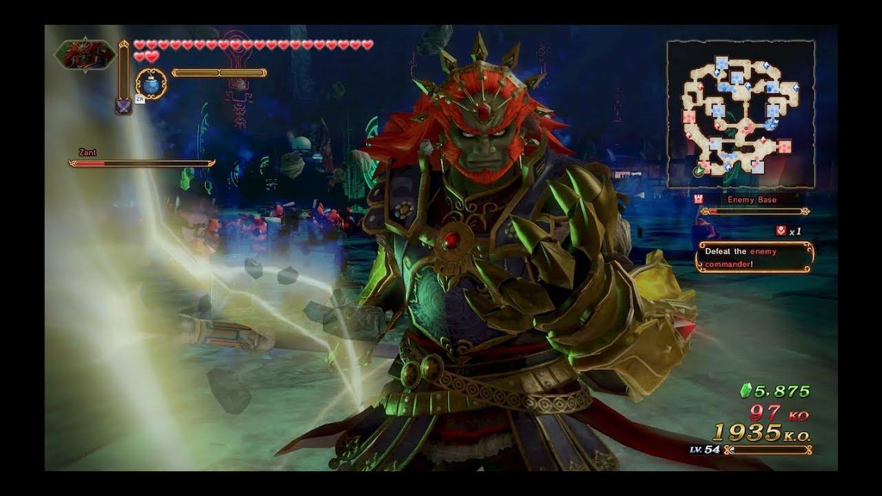 Hyrule Warriors Definitive Edition Unlock The Demon King Ganondorf S Wind Waker Costume