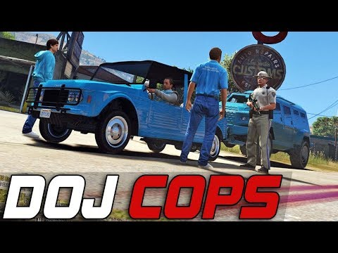 Download Youtube: Dept. of Justice Cops #291 - Kifflom Collections (Criminal)
