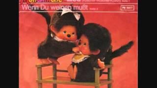 BINA & NINA - Monchhichi-Lied (Kuschel-Muschel-Kusch) 1979