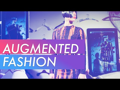 Augmented Reality for the Fashion Industry