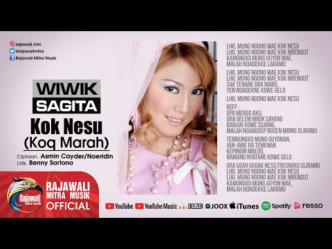Wiwik Sagita - Koq Marah/Kok Nesu [OFFICIAL]