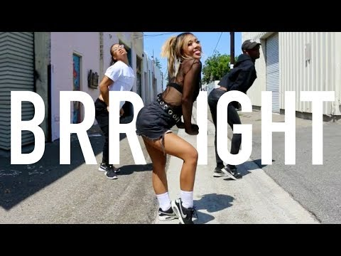 B R RIGHT - TRINA FT. LUDACRIS - Choreography by ALEXA JADE | Nava Rose