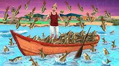 जादुई मछली पकड़ने की नाव Magical Fishing Boat Fisherman Comedy Video - Hindi Kahaniya Comedy Video