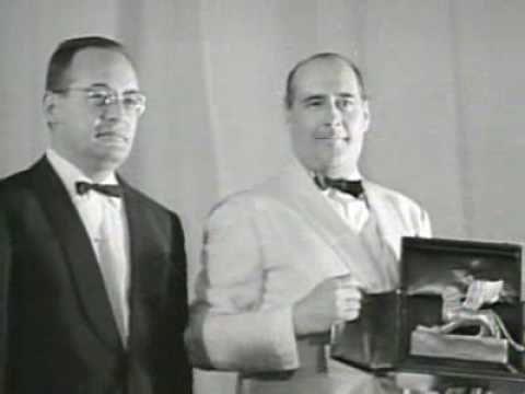 1959  VENICE MOVIE FESTIVAL - generale della rovere