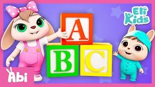 Baby Learns ABC | Educational Songs & Nursery Rhymes | Eli Kids