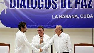 Колумбия: долгая дорога к миру