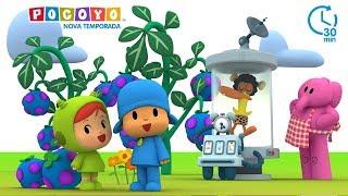 Pocoyo - As aventuras de Pocoyo e Nina!  | NOVA TEMPORADA! [30 minutes] thumbnail