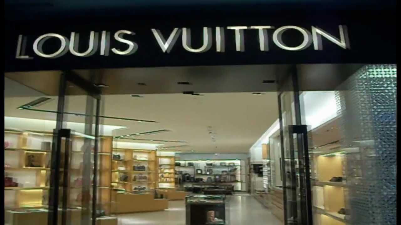 eaa400d612d4 The Louis Vuitton Store - Atlantic City - YouTube