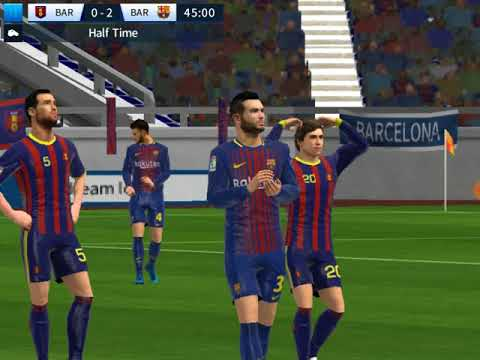 DLS ELITE DIVISION MATCH 6 BIG GAME VS BARCELONA 2-1 DANGEROUS WIN