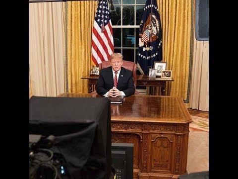 full-coverage-president-trump-s-address-to-the-nation-democratic-response-sanders-response