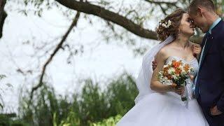 Свадьба Виктории и Сергея