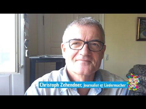 Christoph Zehendner für 3. Oktober – Deutschland singt
