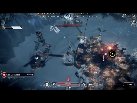 Checking Out Frostpunk