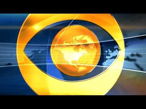 CBSNews:  Old CBS Evening News Graphics w/ Jeff Glor