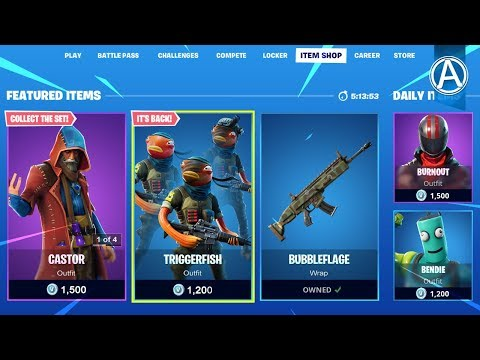 *NEW* Fortnite Item Shop! (January 5th, 2020) - Fortnite Chapter 2 (Fortnite Battle Royale LIVE)