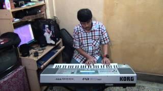 Ye Shaam Mastani Instrumental By Pramit Das KEYBOARD Kishore Kumar Kati Patang