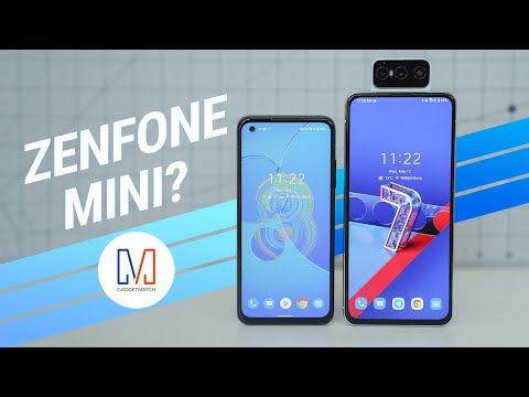 Asus Zenfone 8 Review | Best Compact Phone of 2021?