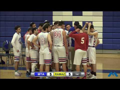 LionsLive - Varsity Lions vs. Ramaz Rams 1/11/17