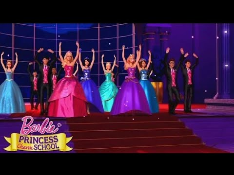 Download Barbie™ Princess Charm School (2011) Full Movie Part 12 | Barbie Official