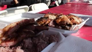 Hungry Hmong At Sacramento New Year Food