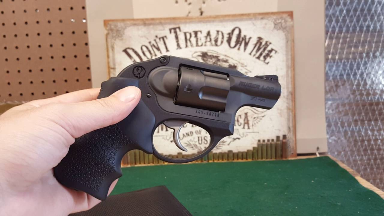 Sneaky Pete Holster - Ruger LCR