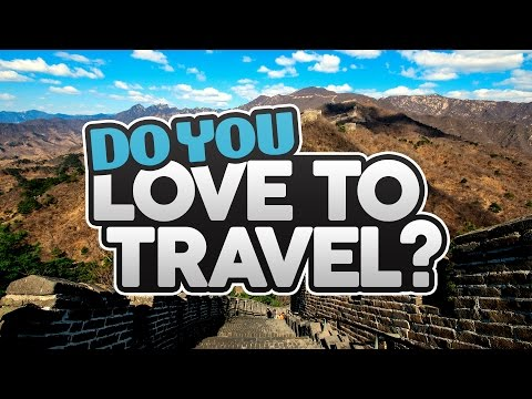 DO YOU LOVE TO TRAVEL? Travel the WORLD with Creative Travel Guide
