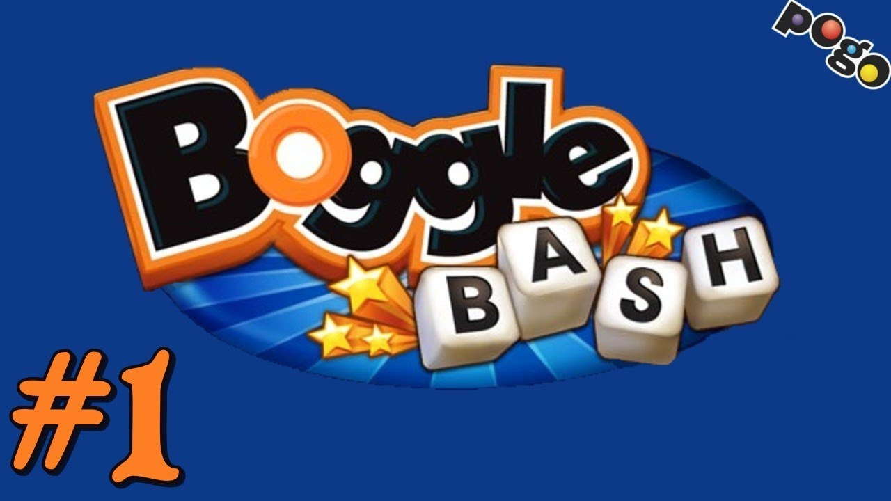 Pogo Games Boggle Bash 1 YouTube