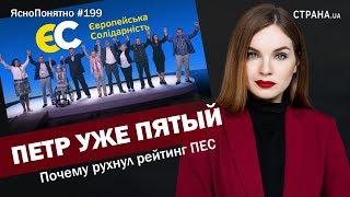 Петр уже пятый. Почему рухнул рейтинг ПЕС | ЯсноПонятно #199 by Олеся Медведева