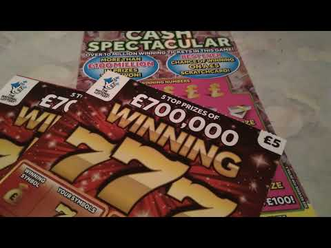 Scratchcards.. We use the New HUAWEL.I-PAD..WINNING 777..FULL of 500's..NEW Poundland cards