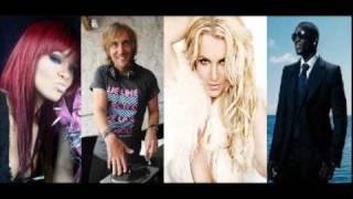 David Guetta ft. Rihanna (with Britney Spears & Akon) Megamix