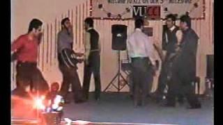 """""""VU CHAMPS"""" on VU Farewell 2009 ...Song"""