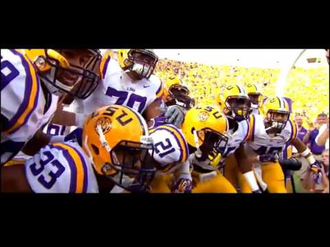 The Fighting Tigers of LSU