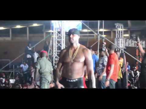 BOOBA en concert au CAMEROUN | Live Performance