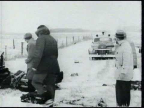 Buddy Holly Plane Crash News And Footage