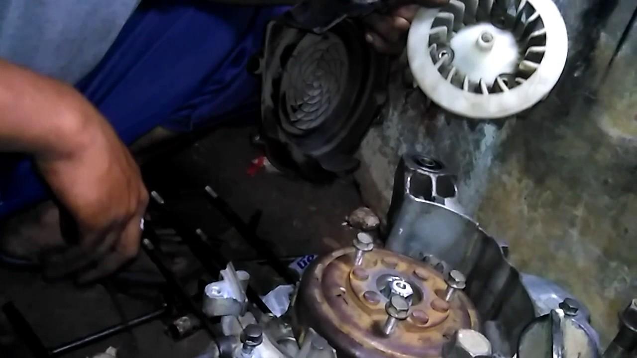 Cara Memasang Spul Pada Motor Honda Beat Fi Youtube