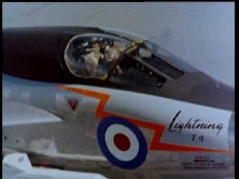 Farnborough Airshow - 1959  (in colour)