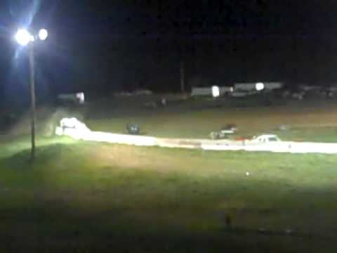 Airborn at Lake Country Speedway