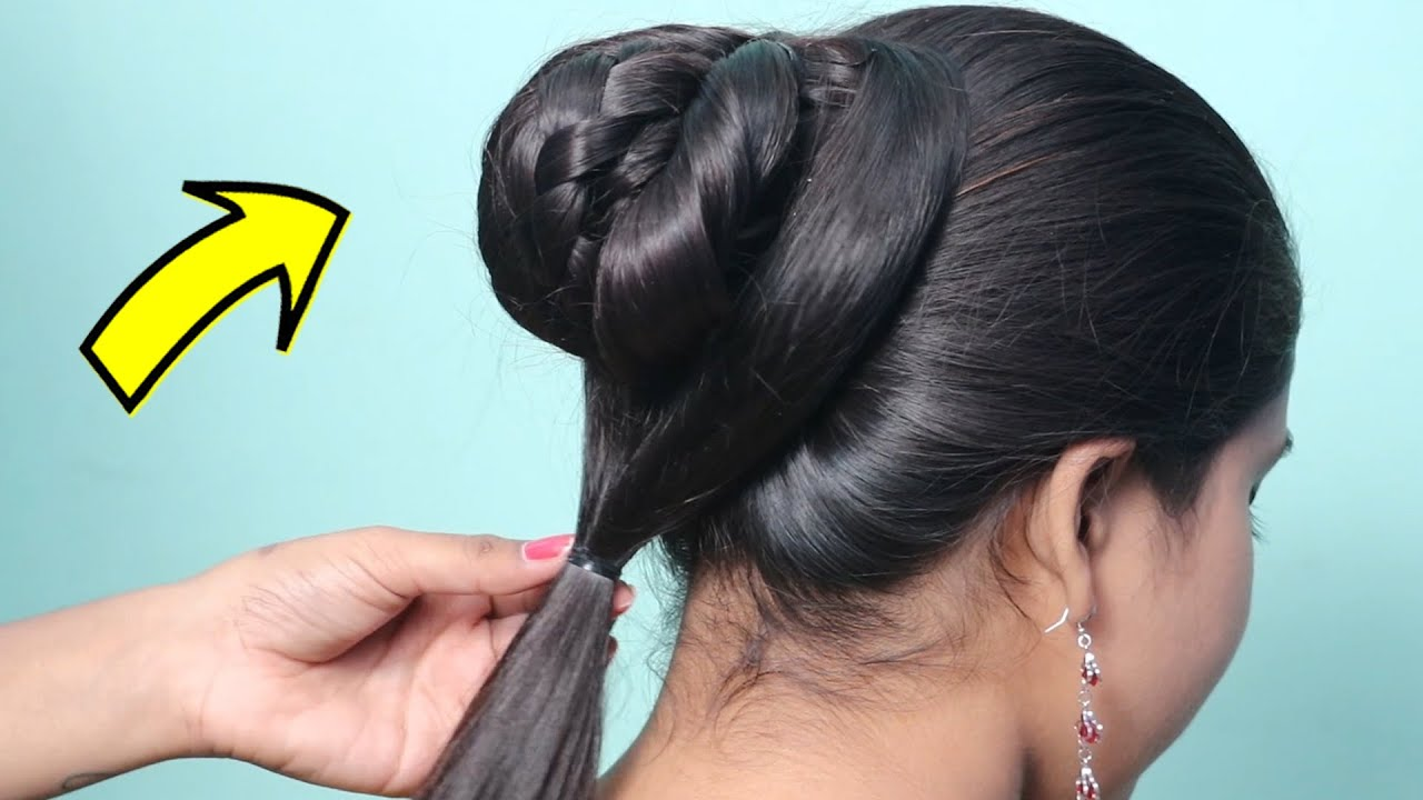 My Favourite Hairstyles | Easy Hair Tutorials | Easy hair styles at home | Hair style girl