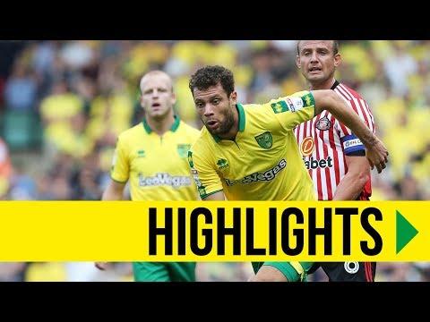 HIGHLIGHTS: Norwich City 1-3 Sunderland