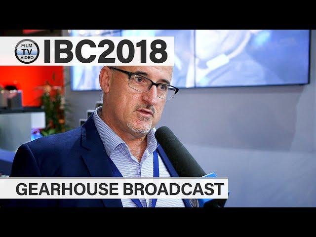 IBC2018: Gearhouse Broadcast