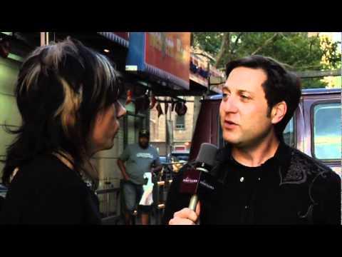 Acey Slade is interviewed on The Jimmy Lloyd Songwriter Showcase - NBC TV - jimmylloyd.com